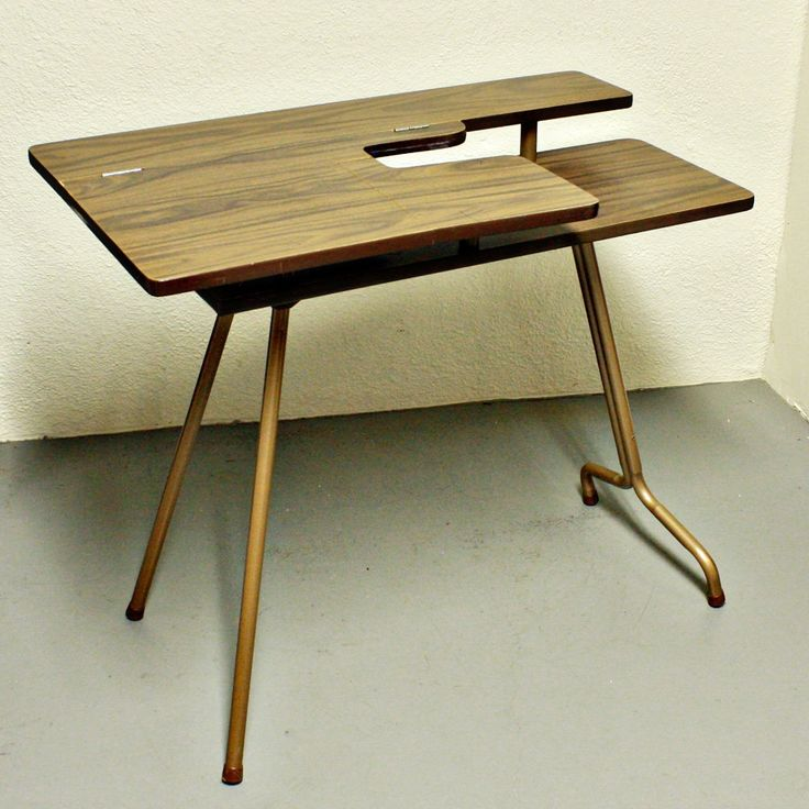 Fold Up Sewing Machine Table