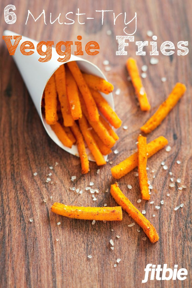 Classic #fries are delicious -- duh -- but they won't do much for your body. Your move? Turn to alternative vegetables to get your French fry fix without derailing your diet. | Fitbie.com