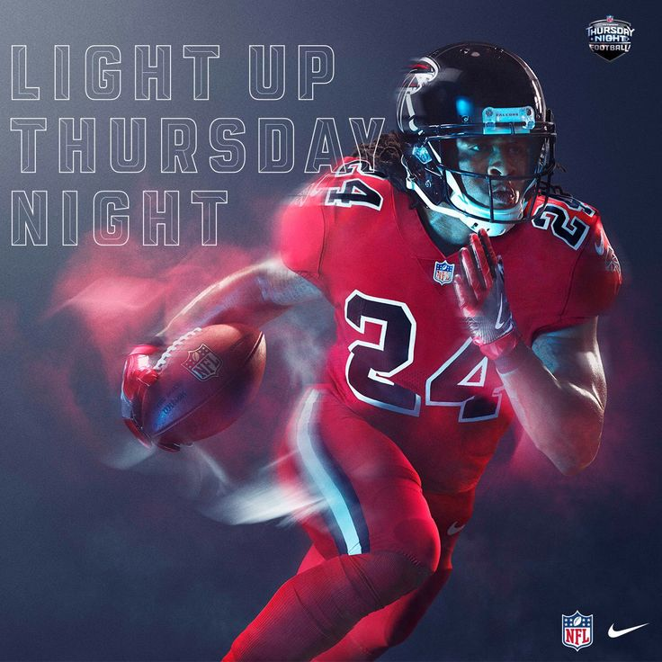 35bcb3a6a ... Devonta Freeman breaks through Miami defenders Power Ranking all 32 NFL Color  Rush Uniforms29. Atlanta Falcons Luke Kuechly jersey ...