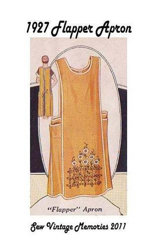 Vintage Apron Patterns Free | vintage apron pattern | Got Free Shipping? United States