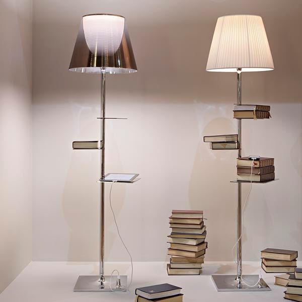 Bibliotheque Nationale by Flos #PhilipStark #Design #interior  #homedecor #lamp  #workspace