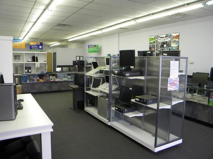 computer store | Inside the KC Computer Store