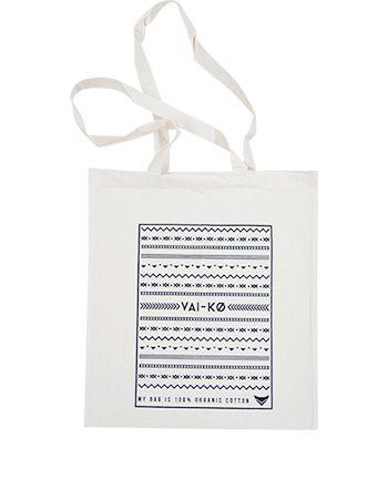 VAI-KØ Organic Cotton Bag