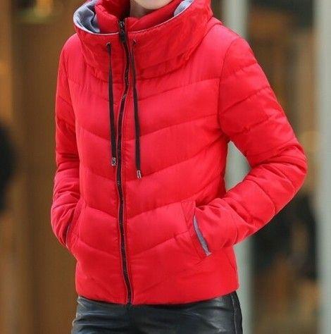 Dámská krásná zimní červená bunda – Sleva 50% a POŠTOVNÉ ZDARMA Na tento produkt se vztahuje nejen zajímavá sleva, ale také poštovné zdarma! Využij této výhodné nabídky a ušetři na poštovném, stejně jako to udělalo …