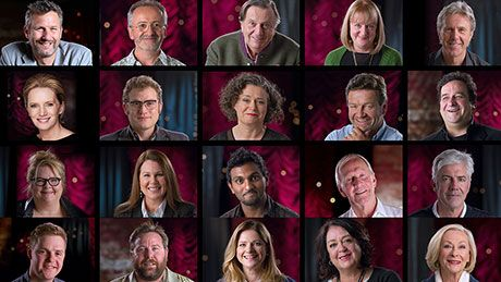 Narrated by Eric Bana, a 3-part series charting a course through the story of Australian comedy, featuring more than 60 interviews with the men and women who make us laugh. Features: Barry Humphries, Tim Minchin, Magda Szubanski