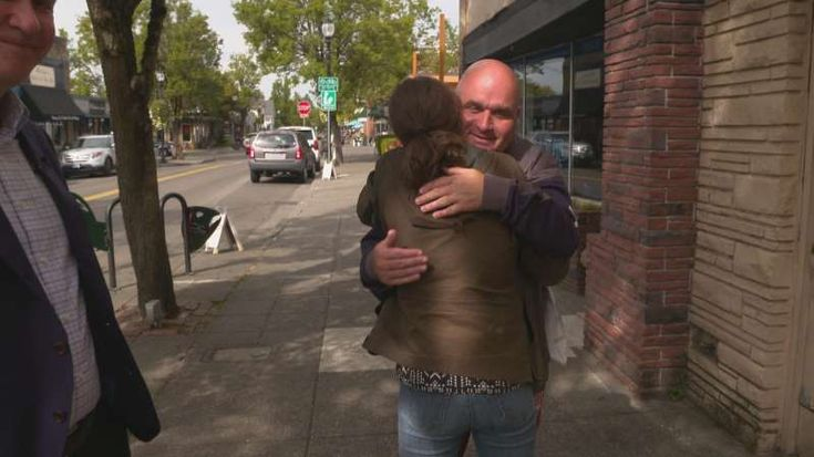 Community honors delivery man with a parade and another