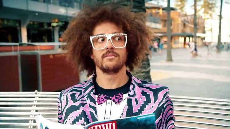 Redfoo LMFAO - Let's Get Ridiculous