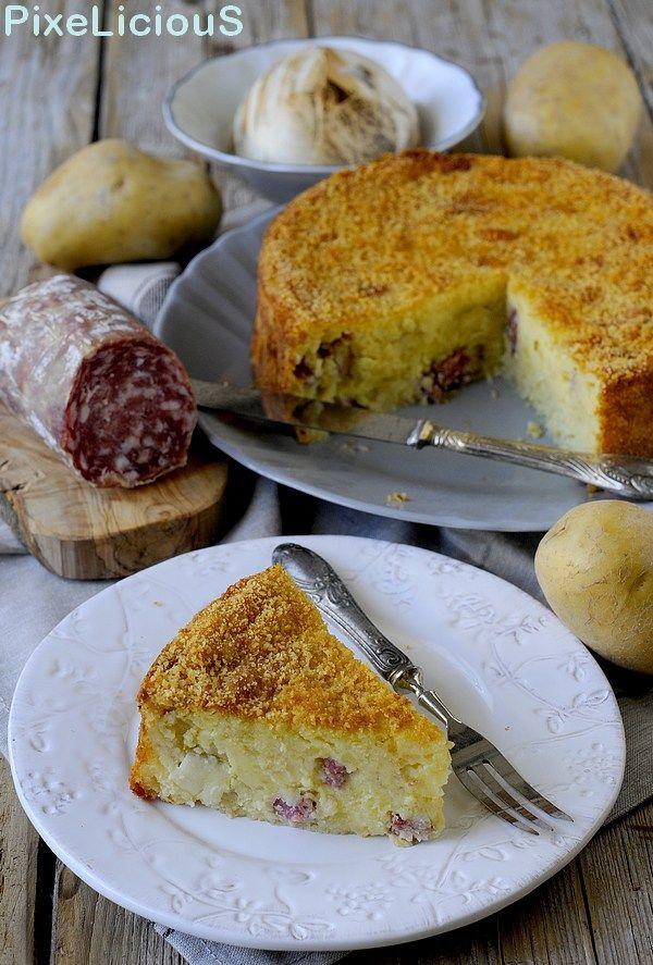 Gattò di Patate di Anna #calendargirls di PixeLiciouS #patata
