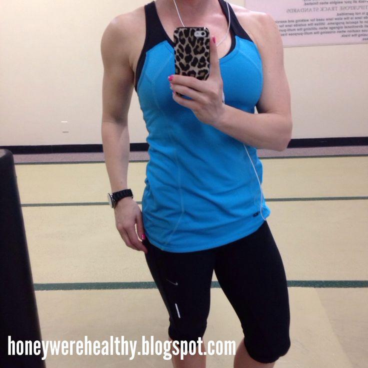 """""""Get Lean"""" 6-week recap // Honey We're Healthy"""
