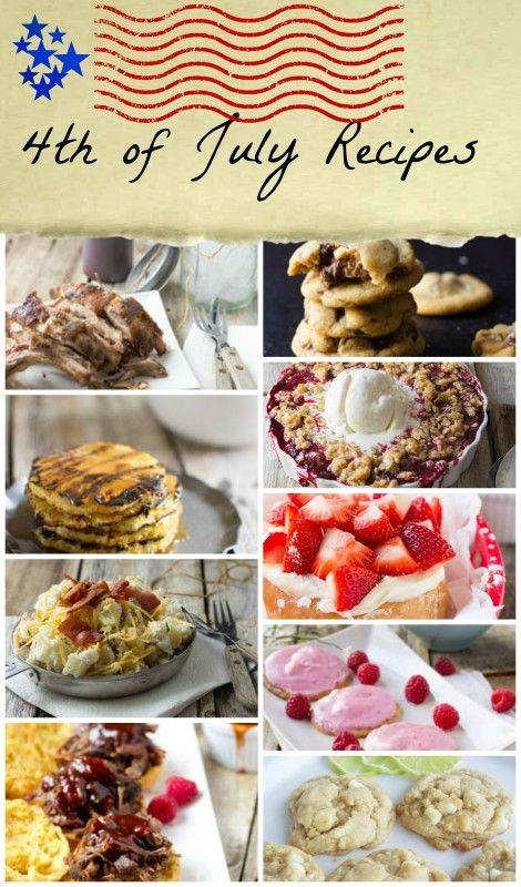 pillsbury recipes 4th of july