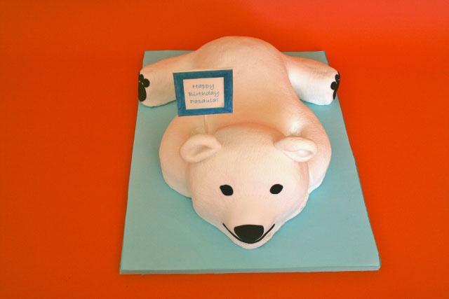 D Bear Cake Images