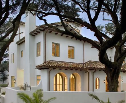 11 best Clay Tile Roof Homes images on Pinterest Spanish style