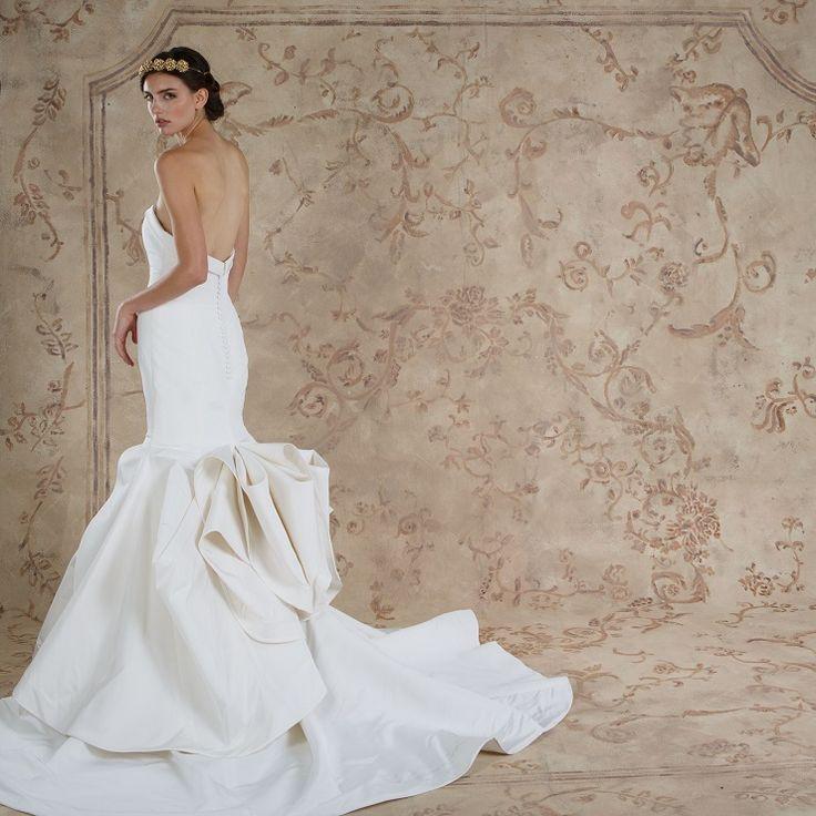 Sareh Nouri fall 2016 wedding dress   itakeyou.co.uk: