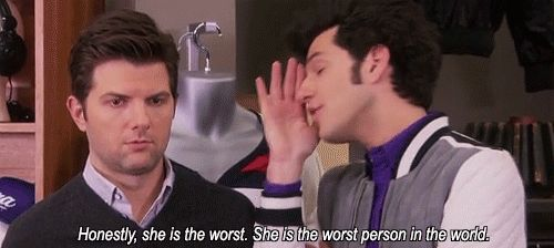 "I'm serious… | Community Post: 15 Reasons Jean-Ralphio From ""Parks & Recreation"" Is An Awesome Human Being"