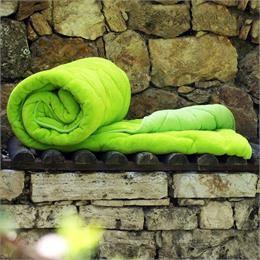 Tek Kişilik Yeşil Wellsoft Yorgan