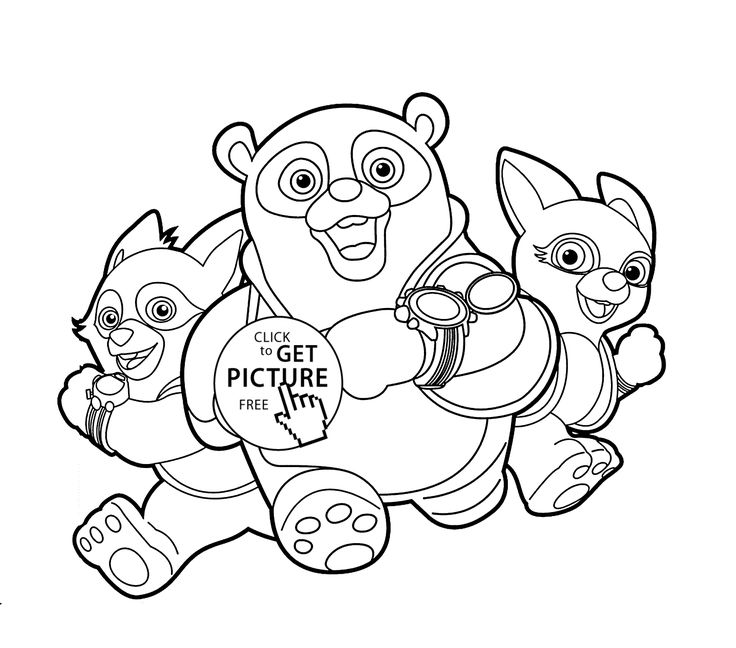 37 best Pictures to Color images on Pinterest Children coloring - new coloring pages for rescue bots