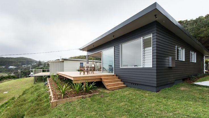 Beach Shack (Bourne Blue Architecture) - via desiretoinspire.net