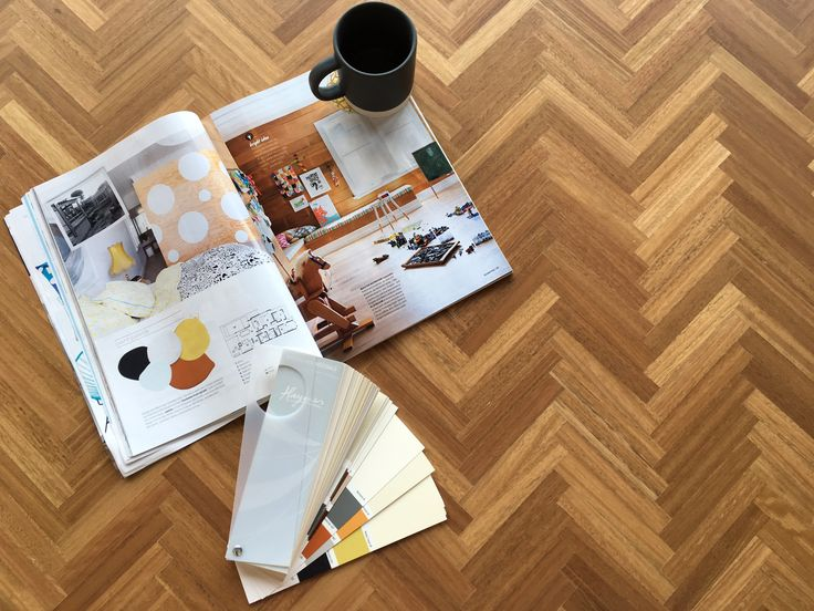 Feeling for some design inspiration... Think of parquetry! It's unique design offers something special to your home decor. Love the flatlay!