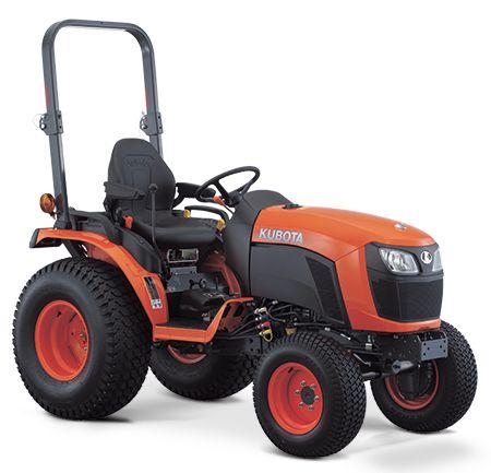 B2301HD – Kubota Tractor Corporation