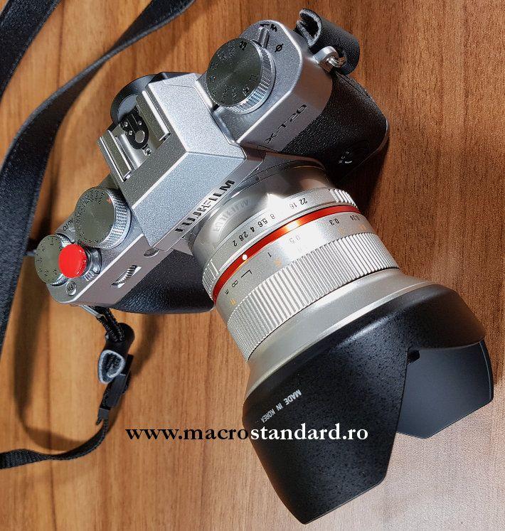 Samyang 12mm F2 NCS CS pentru Fujifilm X