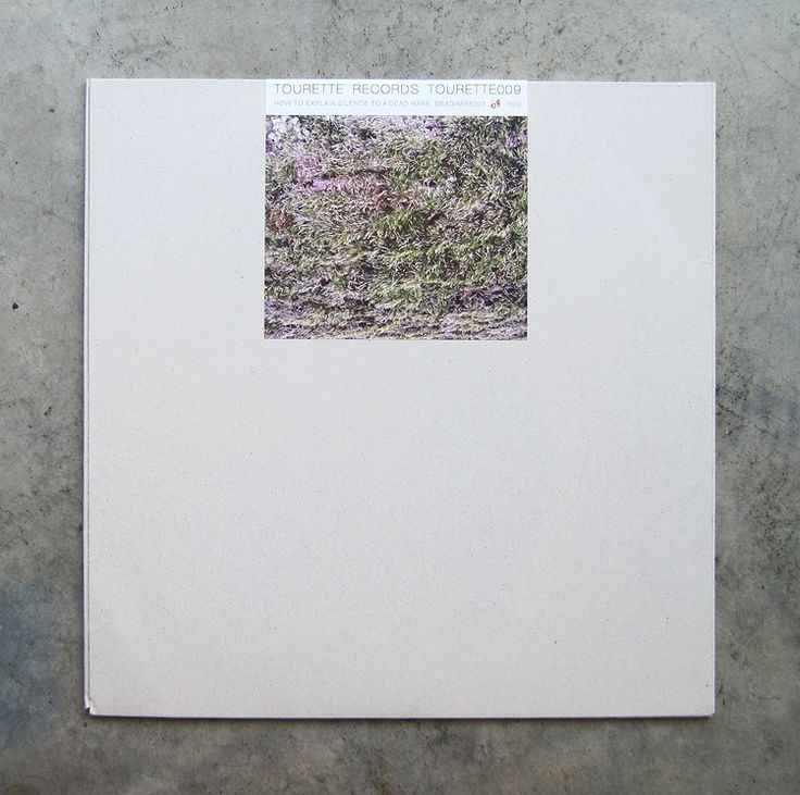 Artists' Sound Recording: Andrew Zealley : Themes & Variations / Andrew Zealley, 2009.