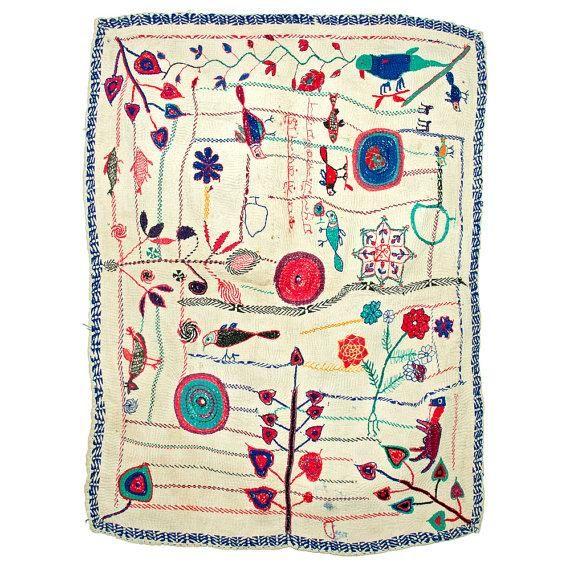 Textile dreams. #Vintage #EtsyFinds