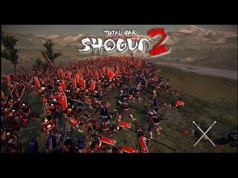 HEROES VS 3800 YARI SPEARS   Total War Shogun 2   Fun Battle Test https://www.youtube.com/watch?v=5iukgqISSCI