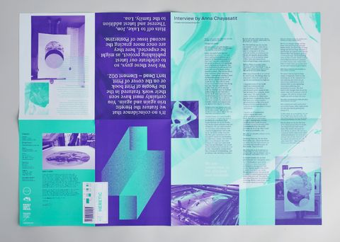 Posterzine Issue 02   Heretic   FREE GLOBAL P&P