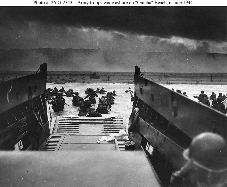 d day omaha beach invasion
