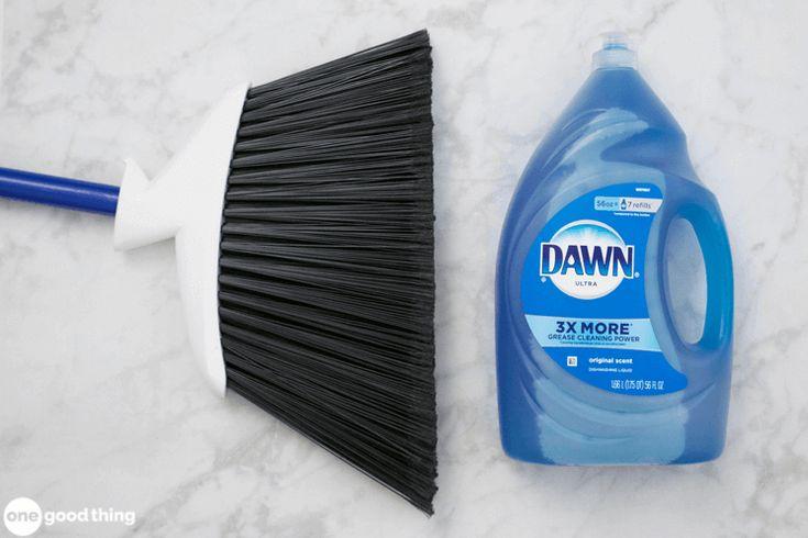 Bathtub Cleaning Trick