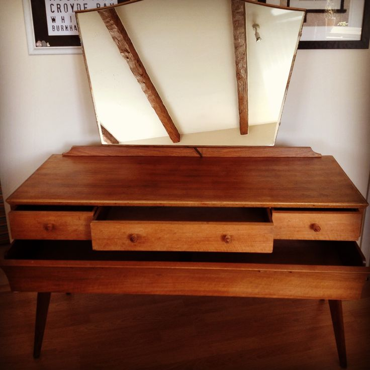 Mid century Alfred Cox dressing table