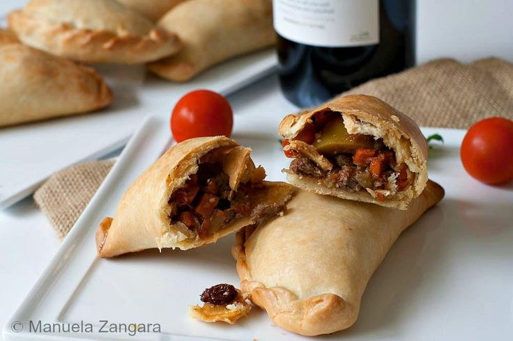 How To Make Baked Empanadas Beef Recipe
