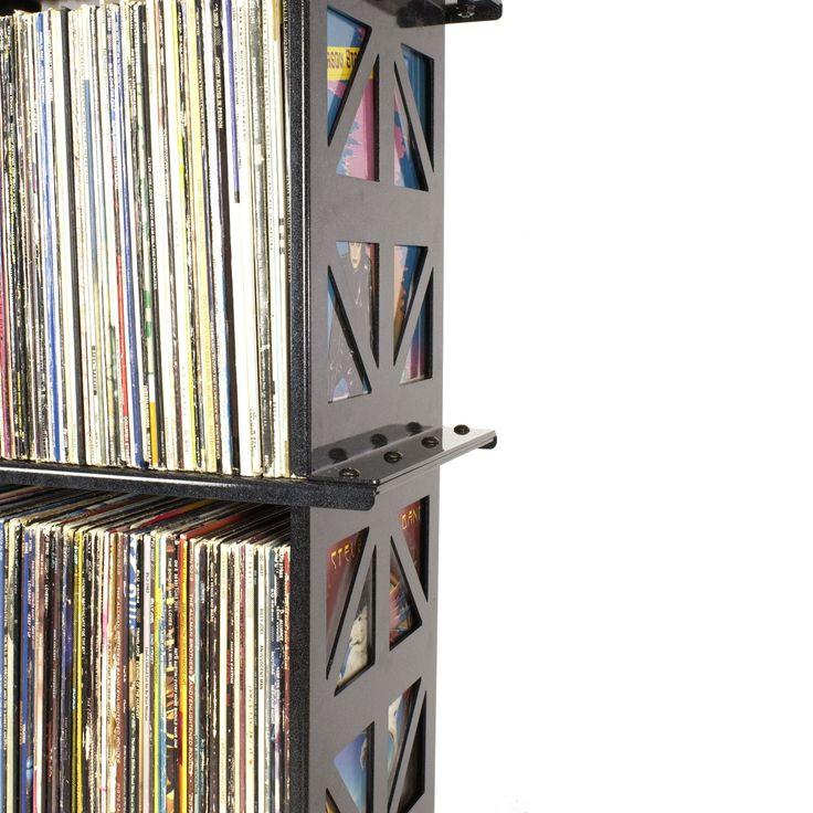 17 best images about vinyl record storage on pinterest. Black Bedroom Furniture Sets. Home Design Ideas