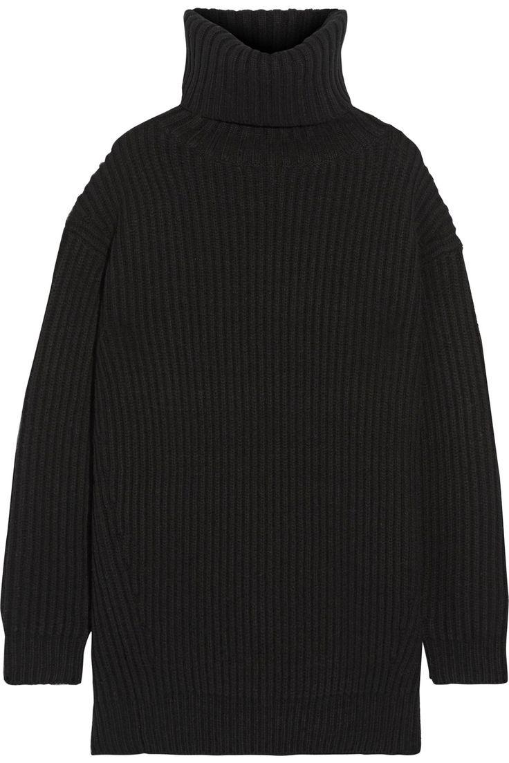 ACNE STUDIOS –Turtleneck Wool Sweater