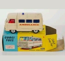 Corgi Commer Ambulance