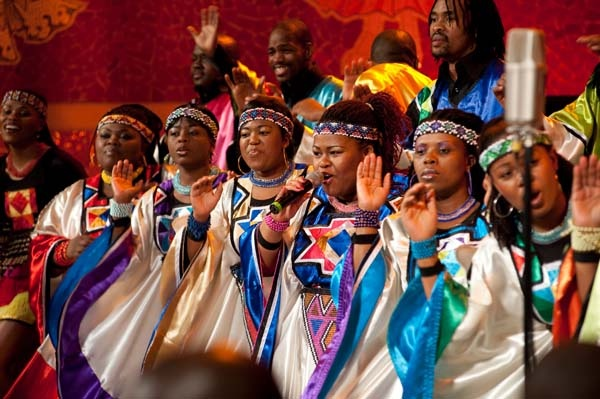 SOWETO GOSPEL CHOIR – 10th Anniversary Tour
