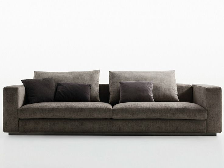 Upholstered 3 Seater Sofa REVERSIu0027 14 Reversi Collection By MOLTENI