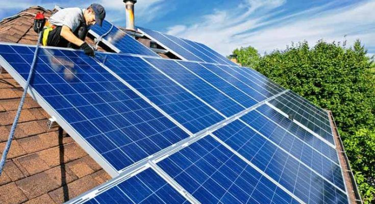 Solar Energy Powering Us Bigumbrella In 2020 Solar Panels Best Solar Panels Solar Panel Installation