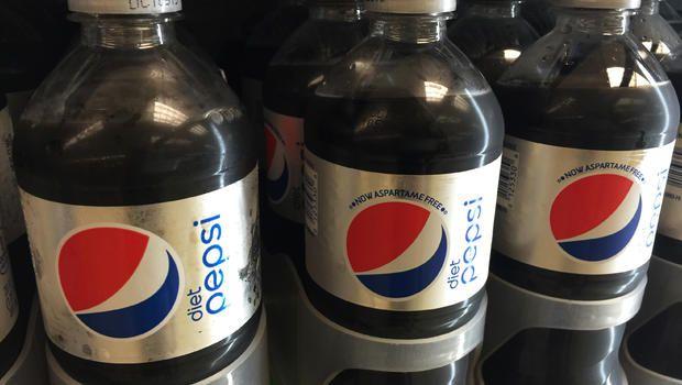 Diet Pepsi drops aspartame sweetener, debuts new formula - CBS News