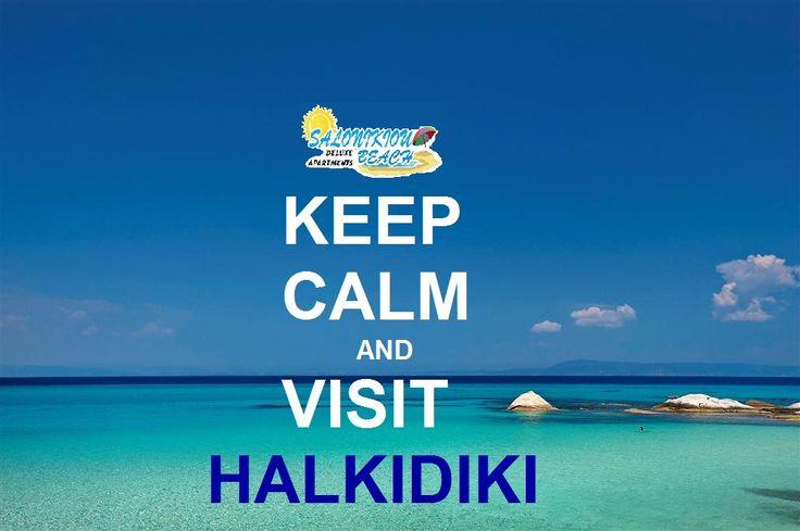 #Halkidiki #Greece