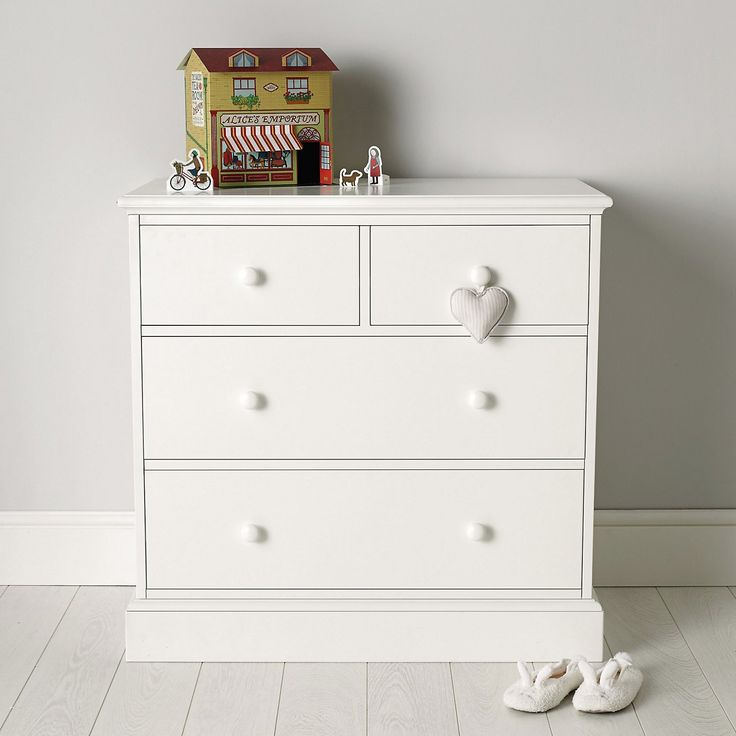 Classic Chest Of Drawers | The White Company