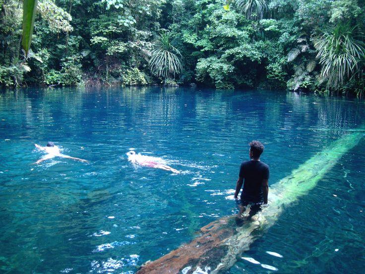 Where to Go in Biak Island, Papua