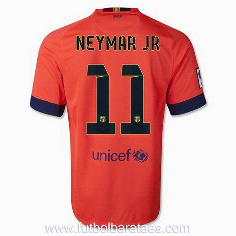 ofrecemos camiseta de Neymar JR 2nd Barcelona