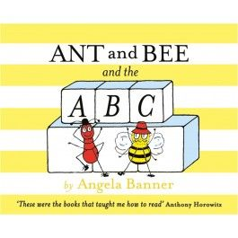 Ant and Bee and the ABC $24.95