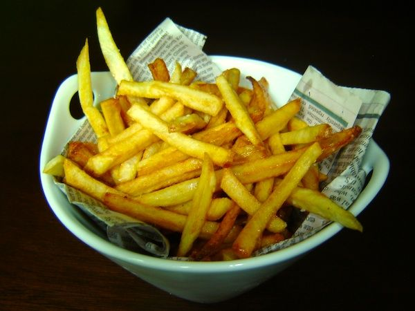 NC McDonald's French Fries Recipe