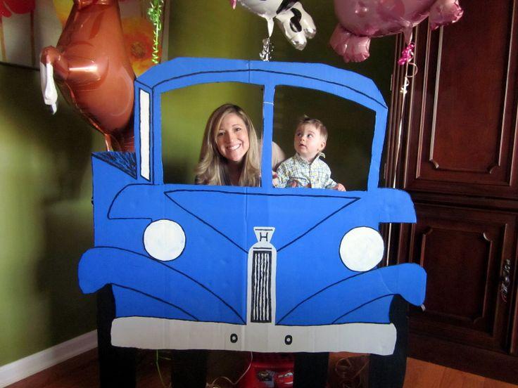 87 Best Little Blue Truck Images On Pinterest Molde Birthday