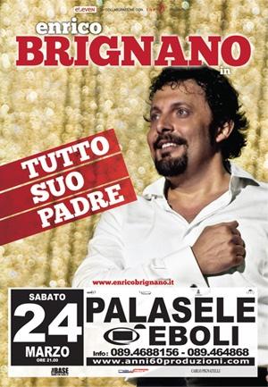24 marzo 2012 - Enrico Brignano @ Palasele