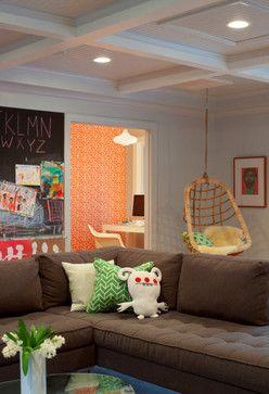 Rethink Design Studio Interior by Joel Snayd - modern - family room - Other Metro - Rethink Design Studio