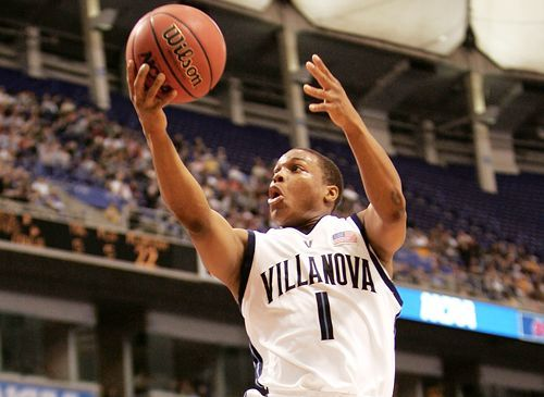 Kyle Lowry - left Villanova after 2 years and was the 24th pick in the 2006 NBA Draft