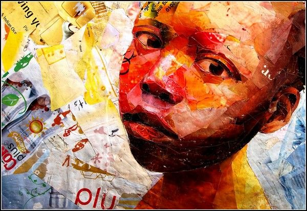 by South African artist, Benon Lutaay